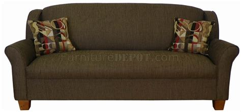 brown fabric sofa set brown fabric modern sofa loveseat set w options