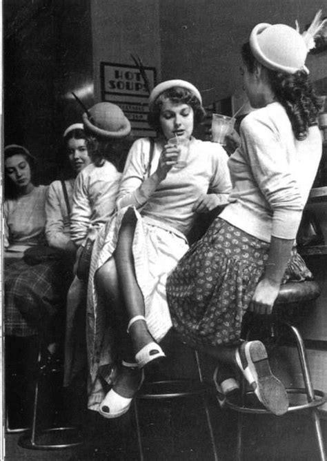 1940s Teenage Fashion: Girls | VintageDancer.com