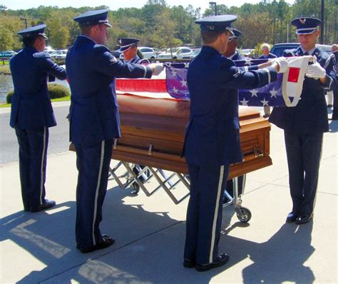 flag draped coffin meaning memorial funerals special tributes