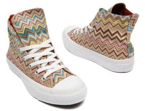 Sepatu Converse Missoni missoni converse chuck sneakers stylefrizz