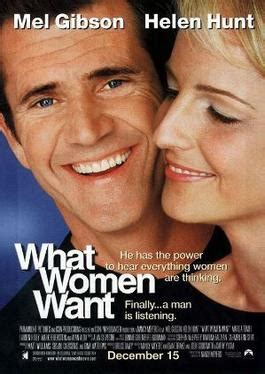 what women want what women want wikipedia