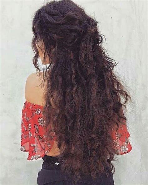 7 cute curly hairstyle ideas to try in 2016 best 25 long hair tumblr ideas on pinterest long hair