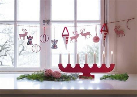 Fensterdeko Weihnachten Selber Basteln by Bezaubernde Winter Fensterdeko Zum Selber Basteln