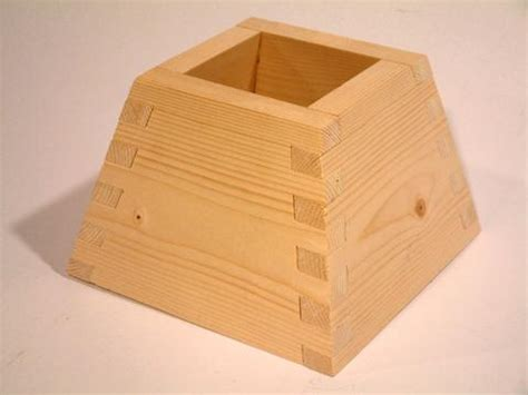 finger joints woodworking jim harvey s angled box joints