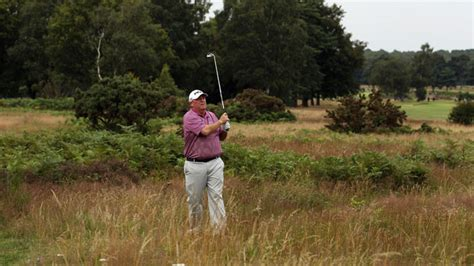 david frost golf swing david frost russ cochran catch mark calcavecchia in 54