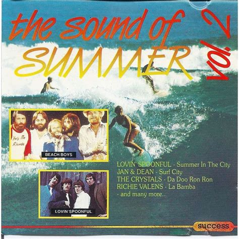 The Summer 2 the sound of summer vol 2 by various artists cd with