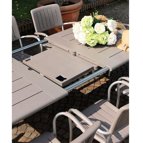 tavoli in resina da giardino tavolo da esterno maestrale nardi