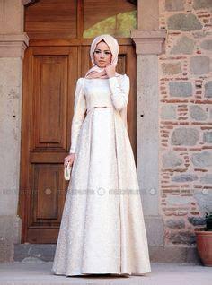 Baju Muslim Wanita Maxy Dress Brocade Combi Dress Brocade Maxy tesett 252 r abiye elbise modelleri 231 da ara