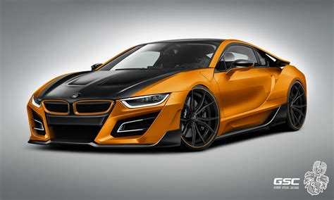 Official: BMW i8 iTron by German Special Customs   GTspirit