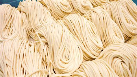 Handmade Noodles - want another michelin hire this noodle consultant