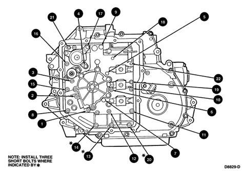 service manual    axn  axn axs  axoed final drive ratios  parts taurus car