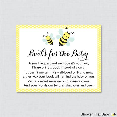 What To Write In Book For Baby Shower by What To Write Inside A Book For A Baby Shower Just B Cause
