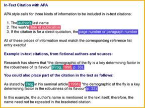 apa citation information management mim research