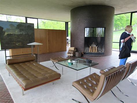 philip johnson glass house interior visit the philip johnson glass house a fine prospect