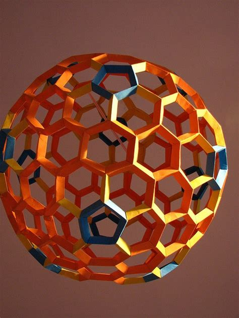 Paper Sphere Origami - 7 best origami personajes images on origami