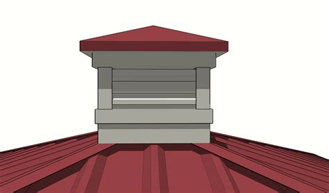 Square Cupola Cupola Options Coverworx