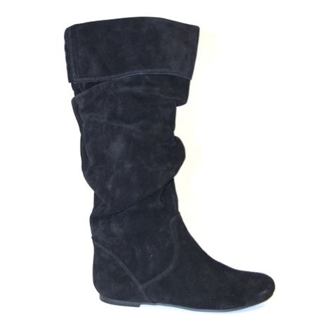 boots steve madden s bonanza shafted flat boot