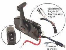 oem mercury marine outboard side mount remote 15 harness 881170a15