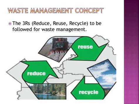 waste management ppt solid waste management ppt