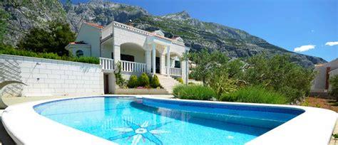 vacanza croazia mare vacanze in makarska croazia appartamenti in affitto