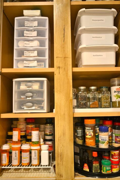 Organizing Cabinets by Organized Medicine Cabinet Inspiration Organization