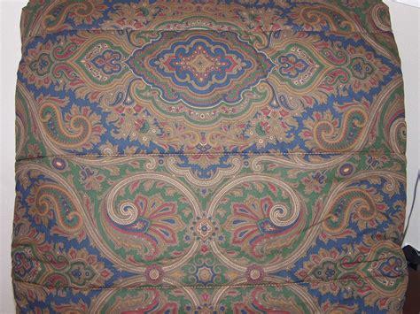 ralph paisley comforter 4pc set ebay