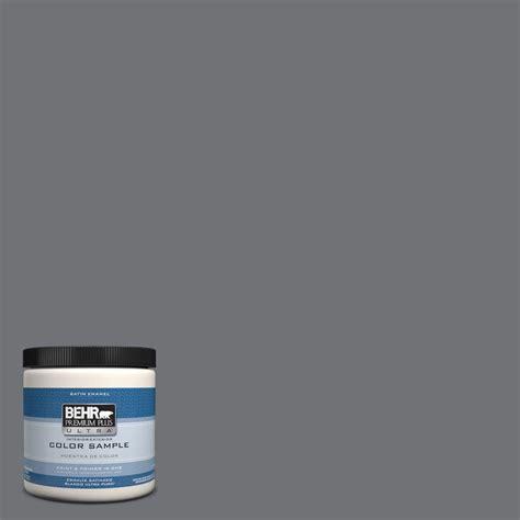 behr premium plus ultra 8 oz ul260 21 antique tin interior exterior paint sle ul260 21