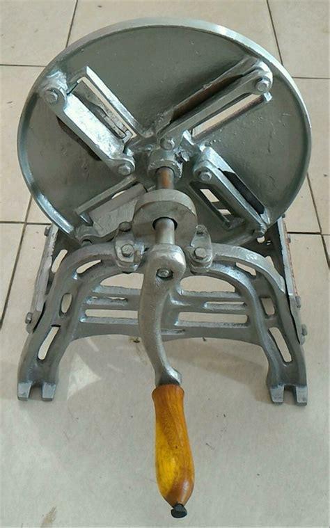 Alat Pemotong Keripik Pisang Otomatis jual alat perajang pemotong keripik seriping singkong