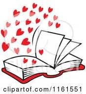 the hearts of a novel books royalty free stock illustrations of books by johnny sajem