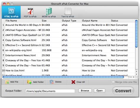 epub format mac reader how to create epub books on mac convert to epub format