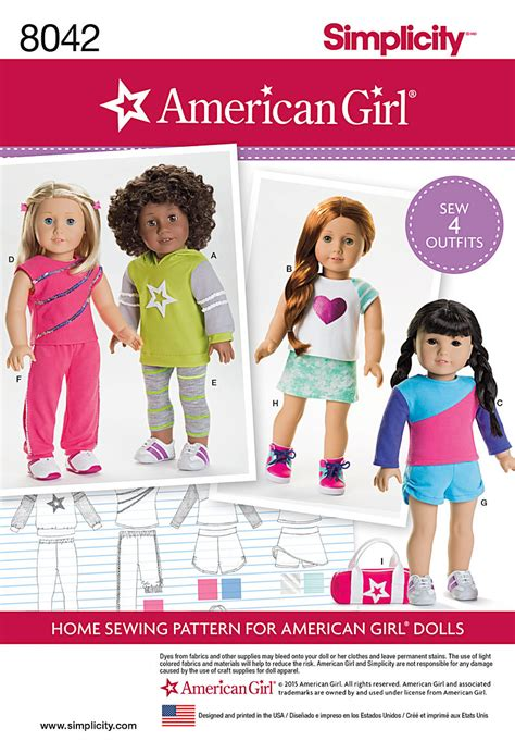 design american girl doll clothes doll clothes pattern american girl designs for dolls