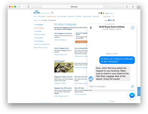 Facebook Messenger plugin enables cross platform customer