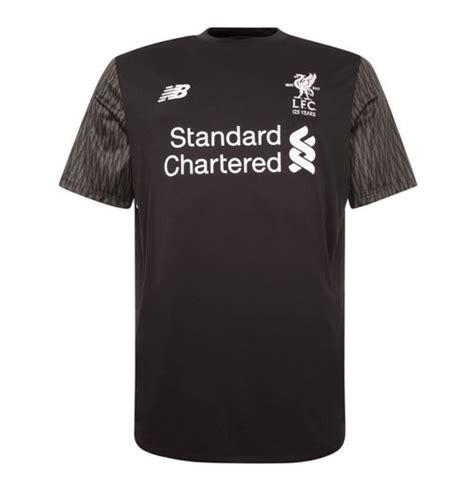 Best Seller Jaket Hoodie Assasin Liverpool Bola Murah Keren Grosir Dis 2017 2018 liverpool away sleeve goalkeeper shirt black for only c 97 49 at