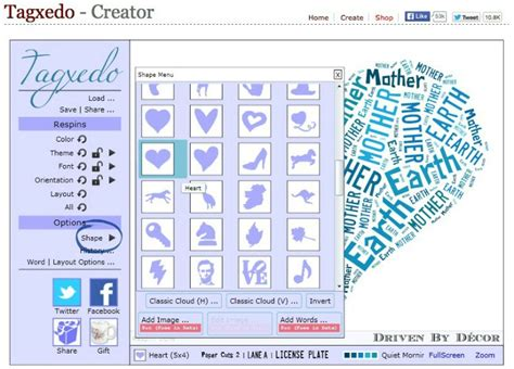 colour themes for tagxedo 8 simple steps to using tagxedo to create personalized