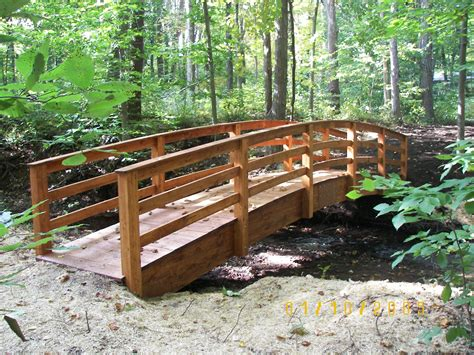 landscape bridges 25 luxury wooden garden bridges pixelmari com
