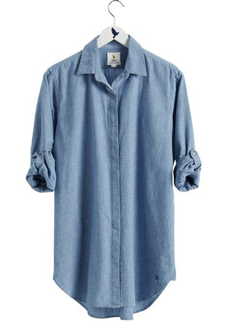 Denim Shirt style note the denim shirt classiq