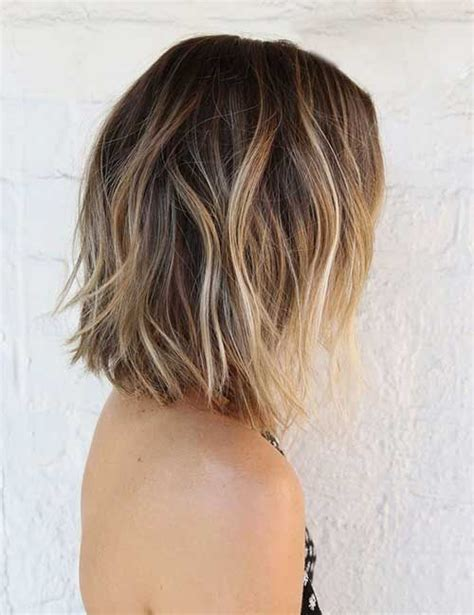 balayage medium length hair pictures to pin on pinterest ombre balayage medium length straight hair google search
