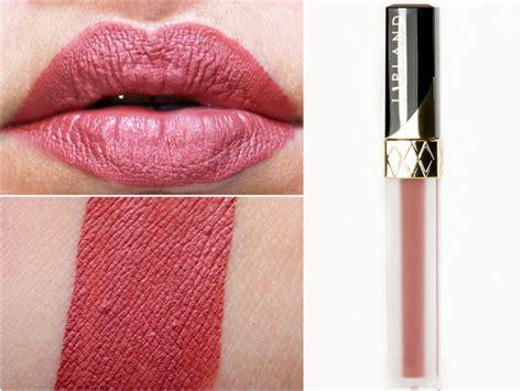 Lip Liquid Matte Lipstick Liquid Matte Lipstick E010 lipland matte liquid lipstick baked by amrezy review swatches