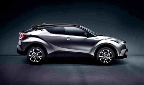 Toyota Suv New Launch In India Toyota C Hr Crossover Suv India Launch By 2018 Find New
