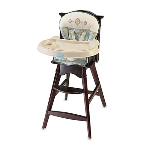 summer infant classic comfort wood high chair carters 174 classic comfort reclining wood high chair by