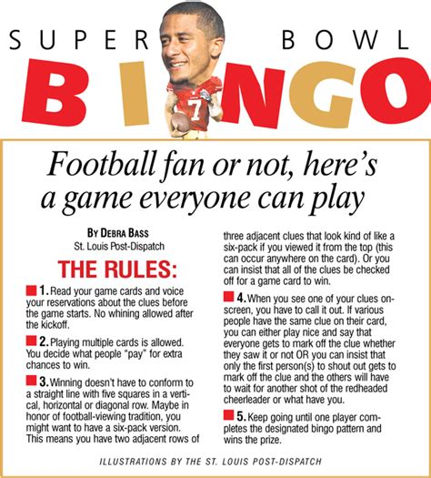 printable bingo instructions super bowl bingo rules cards to download and print the