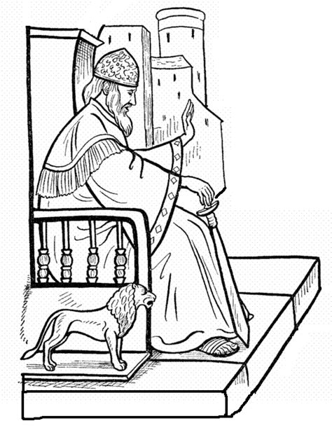 coloring page king solomon 1000 images about church and craft ideas on