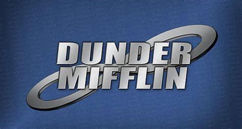 Dunder Mifflin dunder mifflin infinity