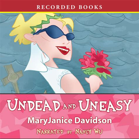 Book Review Undead And Unwed By Maryjanice Davidson by Undead And Uneasy Audiobook By Maryjanice
