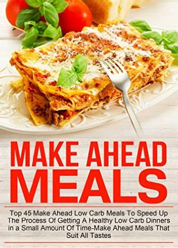 make ahead food gift free ebooks cooker recipes make ahead meals diy gifts plus more money