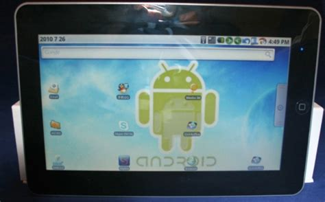 flatpad 10 inch android tablet available in the us for