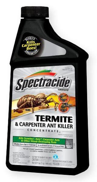spectracide termite  carpenter ant killer concentrate