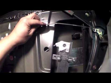 [easy] replacement rear window regulator motor honda pilot