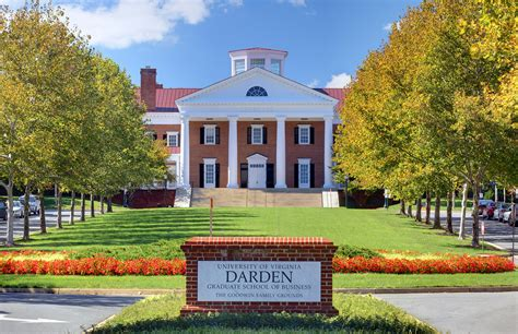 Va Approved Mba Programs by Uva S Darden Brings Mba Programs To Rosslyn Wtop