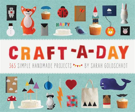 Website For Handmade Crafts - sew can do craft a day 365 simple handmade crafts book